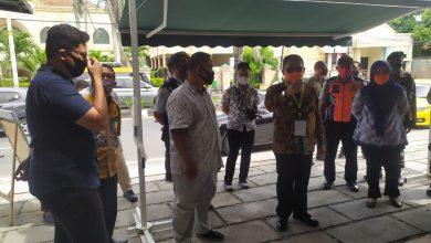 Wali Kota Gorontalo mensosialisasikan New Normal kepada masyarakat